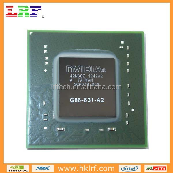 NVIDIA Chipset Sound IC G86-631-A2 Laptop IC Chipset