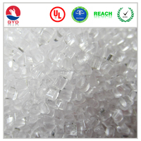 MFI 12-20 off grade pc pellets prices, clear plastic pellets polycarbonate granules