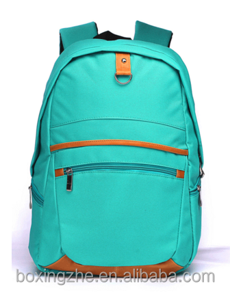 Fashion cool korean student backpack,fresh and clean backpack