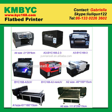 cheap price A3 flatbed metal printer / plastic printer /card printer (good quality ,dx5 head )
