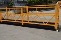steel powered suspended platform working platform cradle 630 800