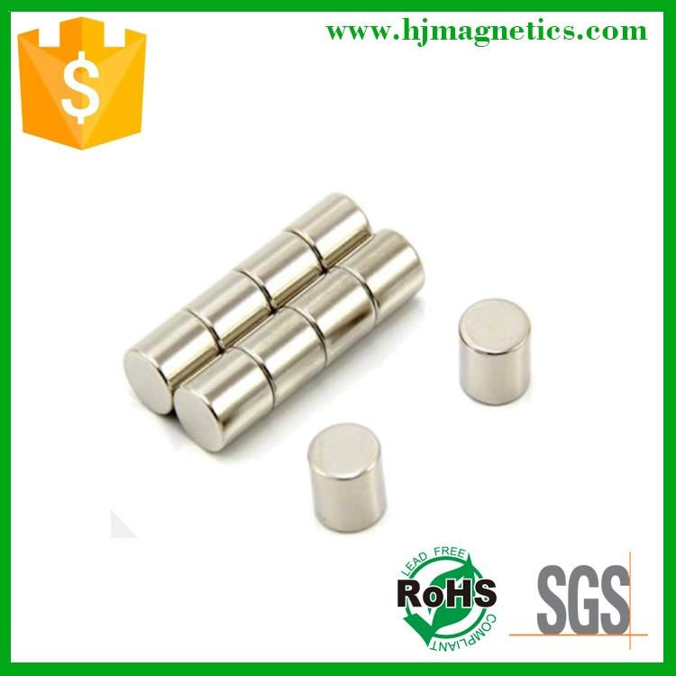 3mm x 20mm Neodymium rod magnets