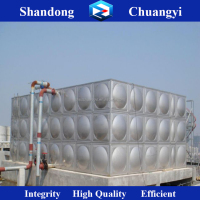 High Quality Stainless Steel Hot Water Tank with Food Grade