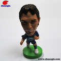 football soccer player action figure,3d cartoon action figure