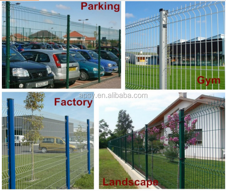 relaxdays metal garden fence powder coated Iron fence