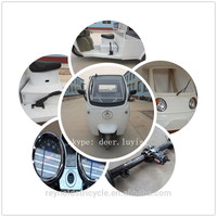 electric pedicab tricycle spare parts , motorcycle automobile spare parts