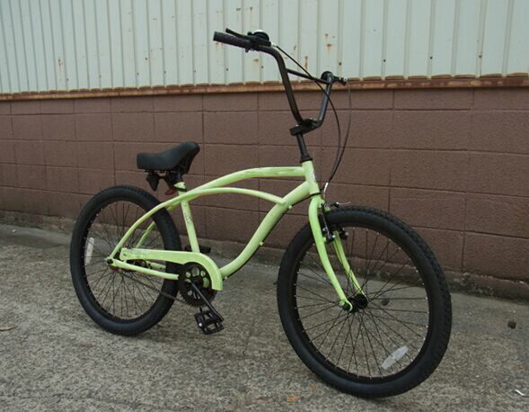 Customized 26 Inch Mans/womens chopper bicycle Beach Cruiser Bike/ beach cruiser bicycleB-C533