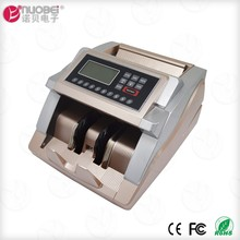 Automatic cheap australian cash note counting machine with fake note detector