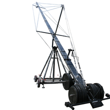hot sell low price high quanlity professional 18.6 m camera jib crane