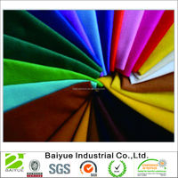 assorted soft high quality polyester needle felt