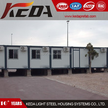 Well Design 20 feet Container House for Living Home 385
