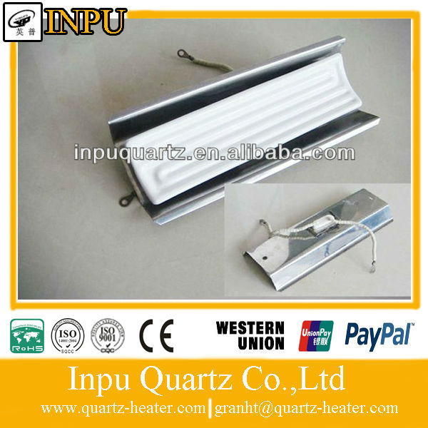 220v 100w ceramic infrared heater for industrial use