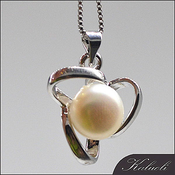 Traditional indian women natural silver plated pearl jewellery