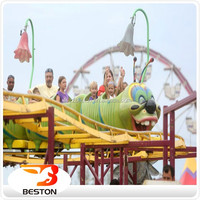 Beston cheap popular small roller coaster for sale