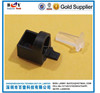 Original For 3DS XL Middle Hinge Part Shell/Housing Lock Replacement