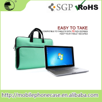 2015 New Hot Selling 13 Inch Netbook / Tablet Carry Case Laptop Bag For Apple Pro