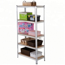 5-Tier 180 x 90 x 40cm Heavy Duty Metal Shelving Racking <strong>Shelves</strong> for Sheds UK