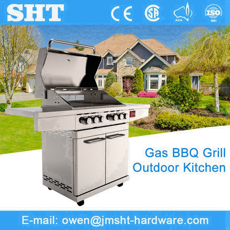 High Quality Chinese Stainless Steel Round Gas Grill Burner