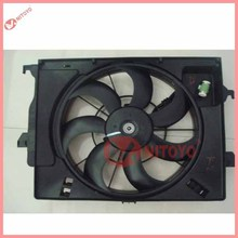 Radiator Cooling Fan Assembly FOR 2013 Hyundai Accent 253801R050