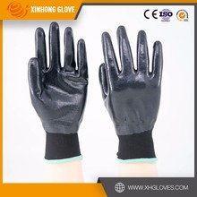 Alibaba com Xinhong sandy nitrile palm anti cut safety gloves