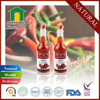BRC manufacture 160g spicy chilli sauce