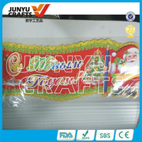hot sell christmas Window Static Cling Sticker