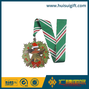high quality wholesale custom metal crafts production medal