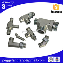 37 degree flared jic adjustable fittings carbon steel hydraulic forged fitting stainless steel union pipe fitting