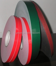 PE foam die cutting shape double sided foam tape/adhesive foam tape die cuttting