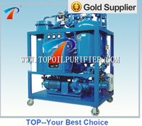 Gas turbine lube oil regeneration machine,make the oil recover the new oils nature,easy emulsifiable