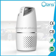 oxygen bar Type and Electrical Power Source car air purifier ionizer table top air purification