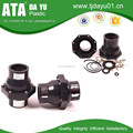 2016 new products pvc valves water system non return swing check valve sch80