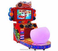 mini car racing games for childen/car racing game machine/amusement coin operated machine