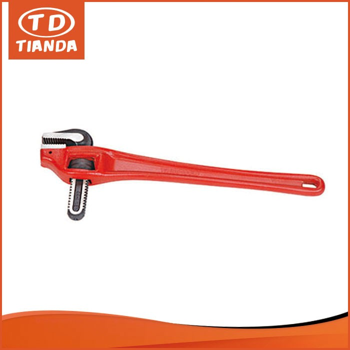 Dependable Supplier Offset 18 Rigid Aluminum Pipe Wrench
