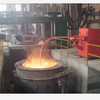 plasma arc melting furnace/electric arc furnace copper