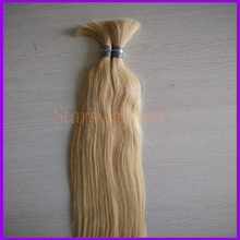 Chinese remy hair afro kinky bulk human hair wholesale, wholesale human hair bulk virgin bulk