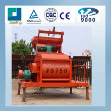 JS750 Factory Supply Self-loading Concrete Mixer
