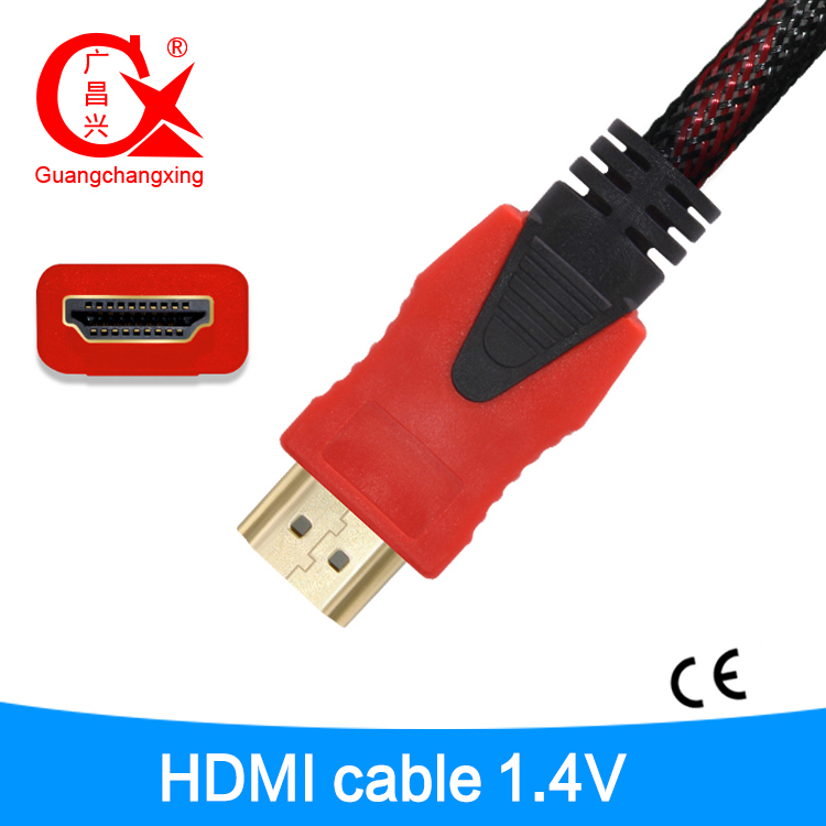 1.5m 3m 5m...50m long cable waterproof 4k HD high speed awm 20276 hdmi cable with etnernet
