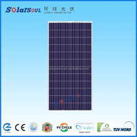 GSP-315w poly solar panel 156*156 solar cell