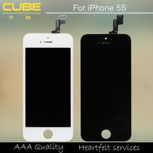 Mobile Small Parts Replacement LCD Touch Screen 4.0 Inch And Flex (For iPhone 5s)