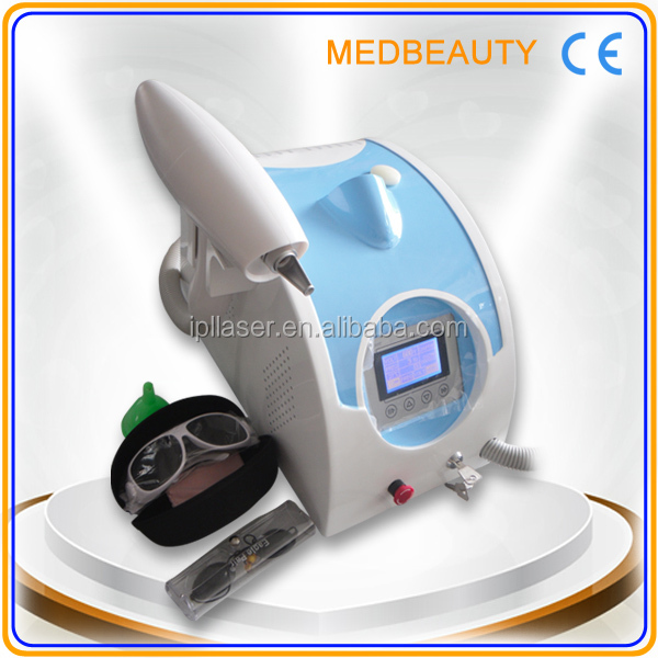 See larger image Best energy 400-1200mj&Q-switch ND Yag Laser Tattoo Removal Machine MB01 /OEM service