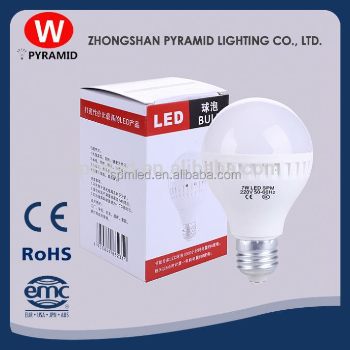 15W Led Bulb With Factory Price Motion