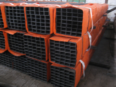Steel pipes Square for designed gate / window / house structure / construction