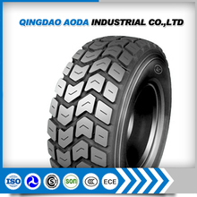 Chinese Hot Selling Linglong 285/75R24.5 Heavy Dump Truck Tire Tbr Tyre