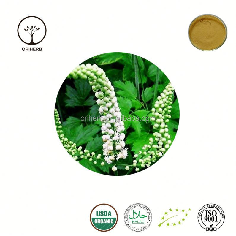 Pure nature black cohosh extract triterpene glycosides