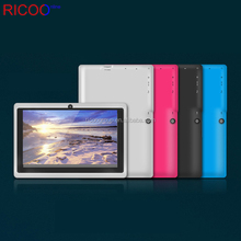 China tablet pc manufacturer cheap pc tablet with hd input