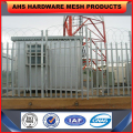 Steel Palisade Fence for Telecom Tower, Steel Fence, Palisade Fencing for Sale