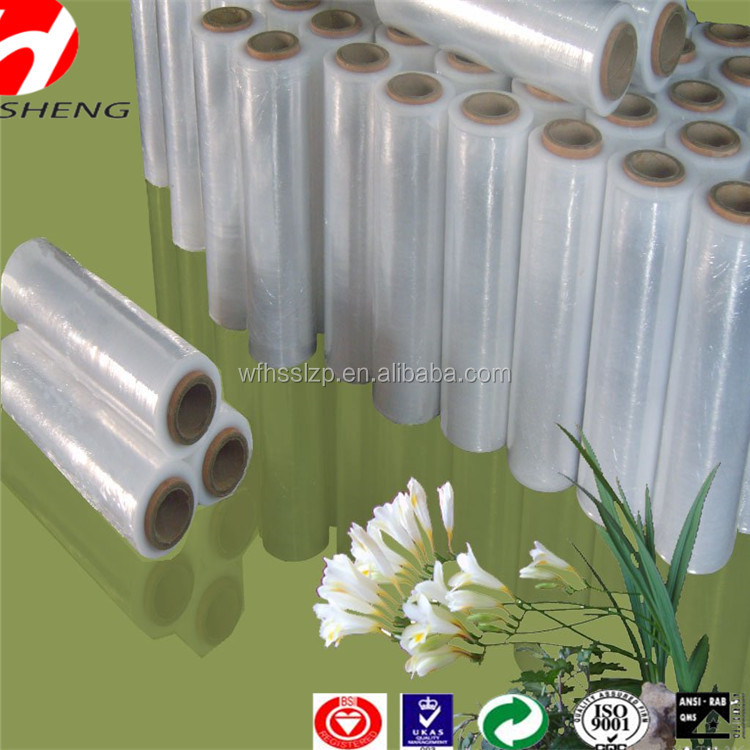 manufacture of HDPE/LDPE FILM rolls/plastic bags on roll for shopping