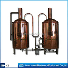 New model Micro brewing equipment Brewery equipment and Hop flavor malt Beer and Barley beer brewing system