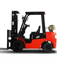 the most common type of forklift operating indoors EP dual-fuel 3t/3.5t LPG and Gasoline forklift